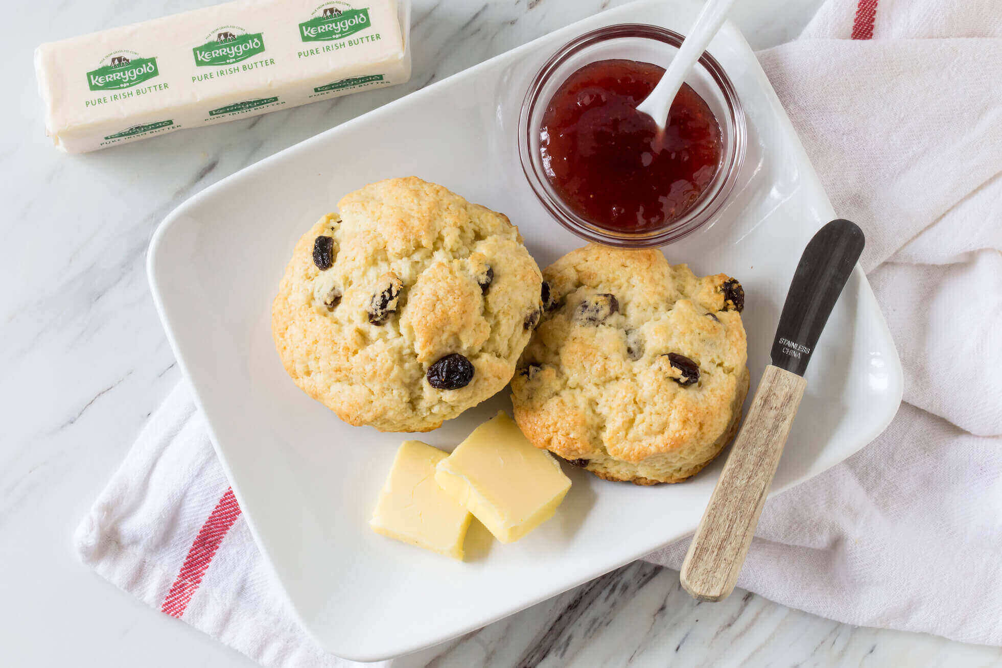 Kerrigold Irish Scones