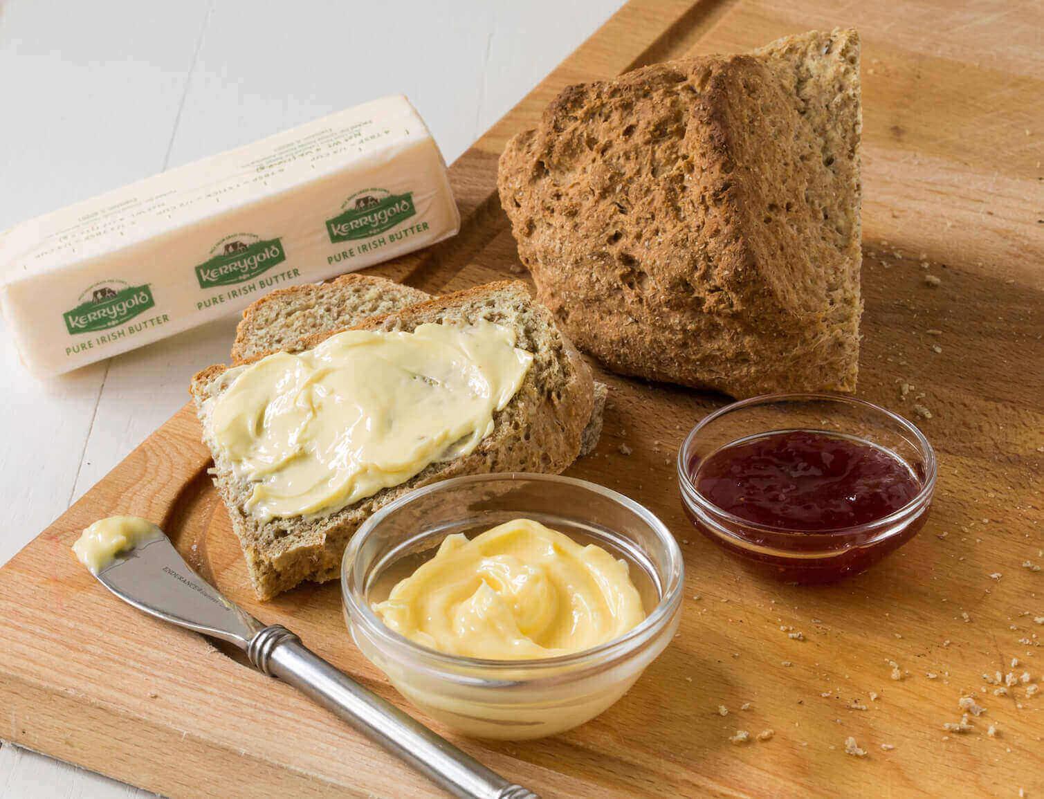 Kerrygold Darina Allen's Irish Soda Bread