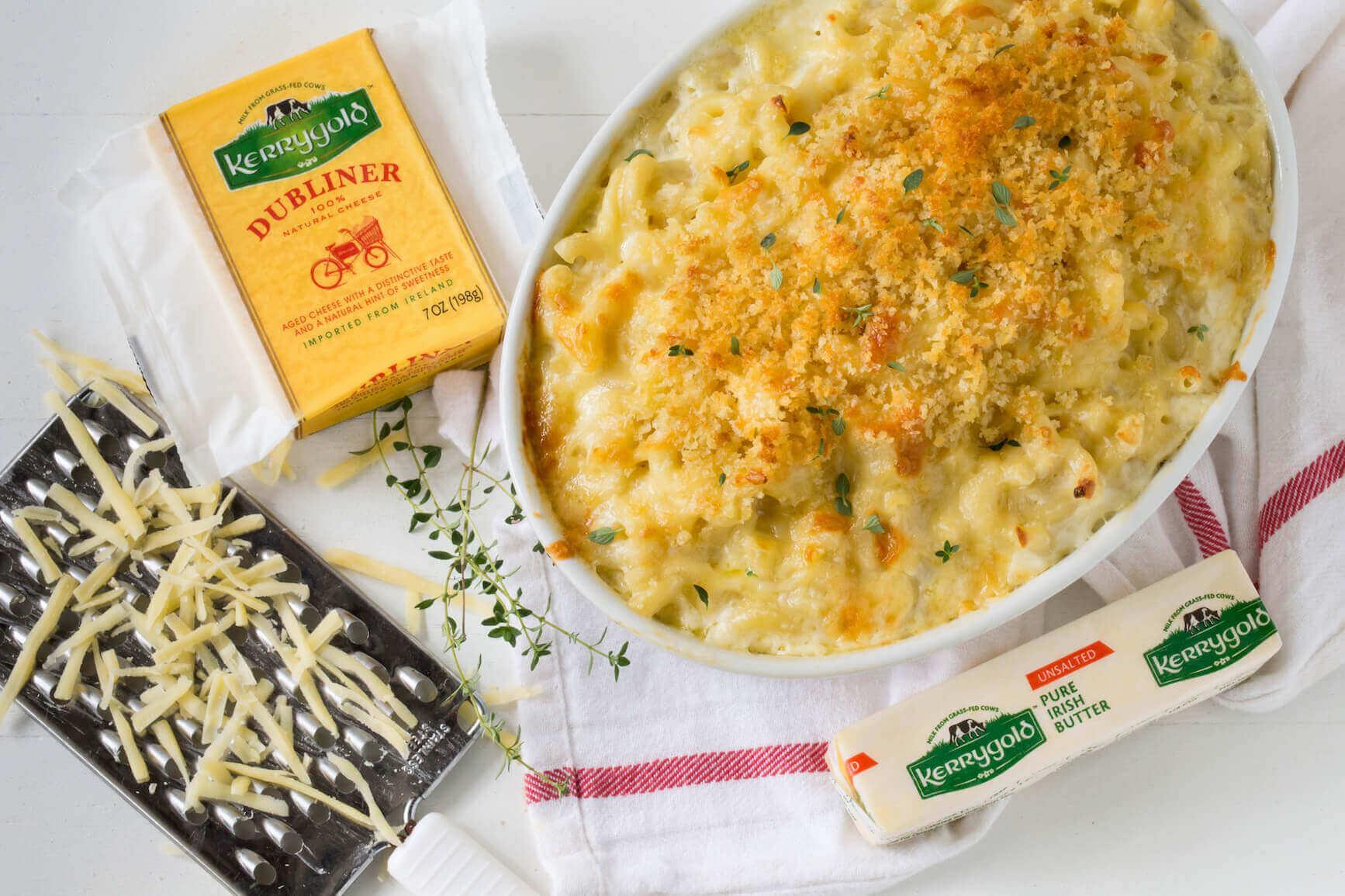 Kerrygold Irish Mac & Cheese