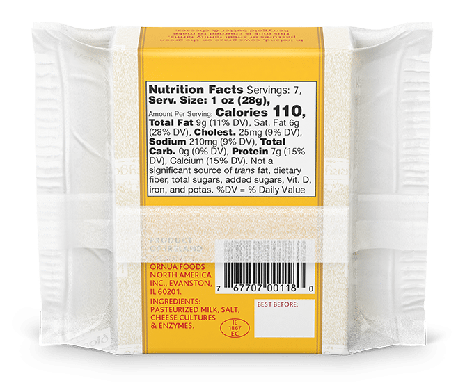 Dubliner® Cheese | Kerrygold USA