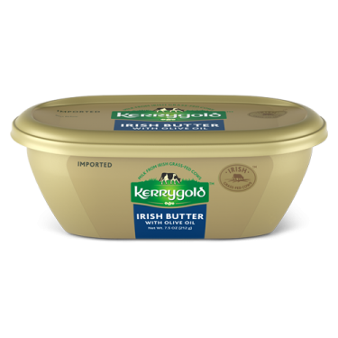 Irish Butter with Olive Oil